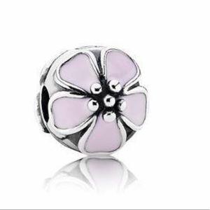 Pandora cherry blossom clip charm
